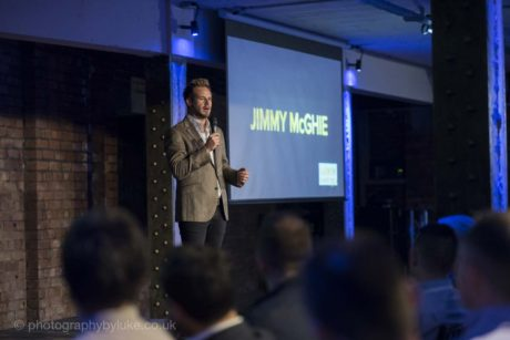 Jimmy McGhie - Stand up comedian