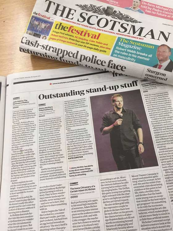 The Scotsman review